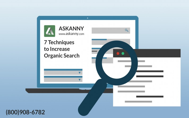 7 Techniques to Increase Organic Search